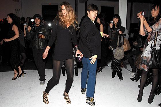 erin leopard print boots