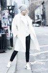 white-topshop-coat-silver-wool-beanie-topshop-hat-black-zara-leggings_400